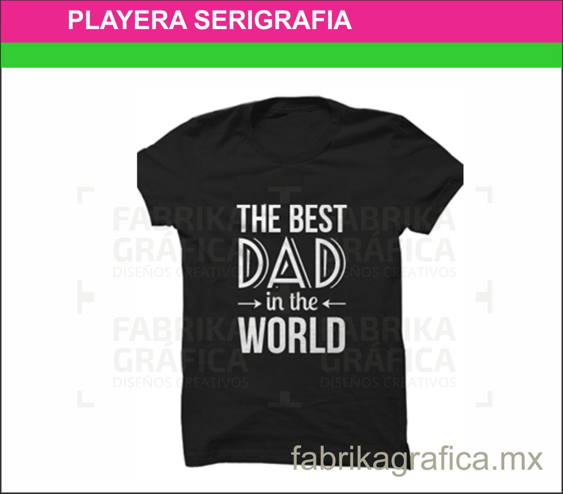 Playera serigrafía – Fabrika Grafica c130e68f268bf